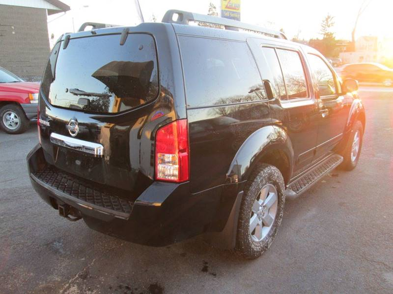 2012 Nissan Pathfinder
