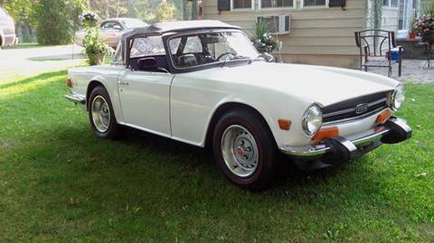 1974 Triumph TR6 for sale in Rockaway, NJ