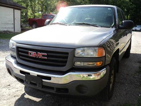 2007 GMC Sierra 1500 Classic for sale in Port Henry, NY