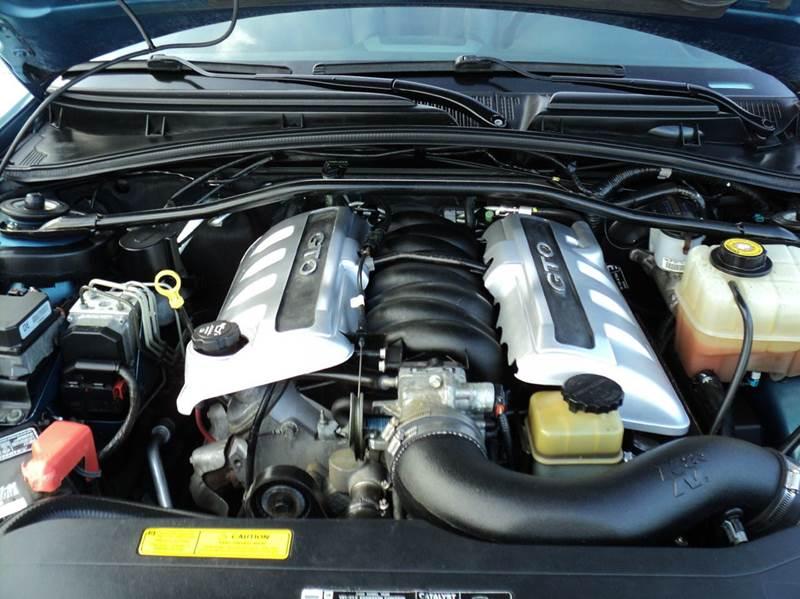 2004 Pontiac Gto In Port Henry Ny Walt S Used Cars