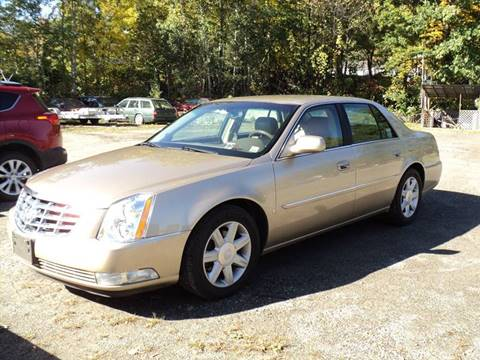 2006 Cadillac DTS for sale in Port Henry NY