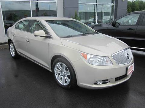 2012 Buick LaCrosse for sale in Rome, NY