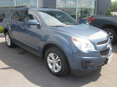 2012 Chevrolet Equinox for sale in Rome, NY