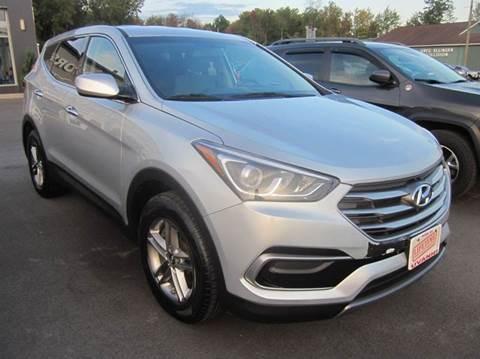 2017 Hyundai Santa Fe Sport for sale in Rome, NY