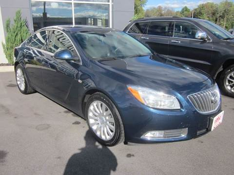 2011 Buick Regal for sale in Rome, NY