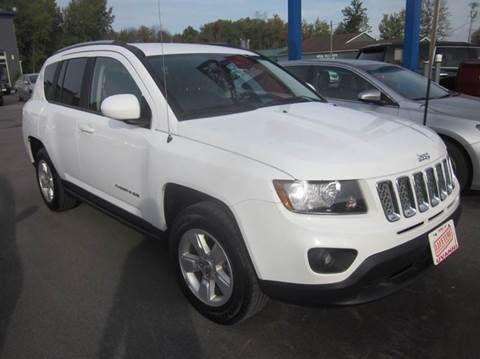2016 Jeep Compass for sale in Rome, NY