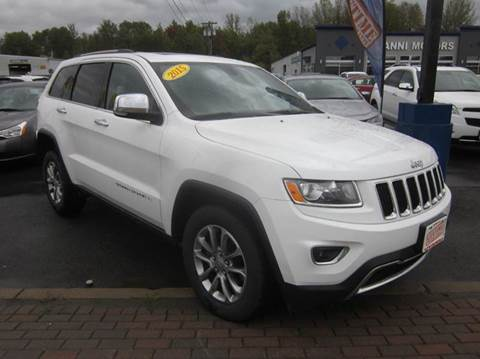 2015 Jeep Grand Cherokee for sale in Rome, NY