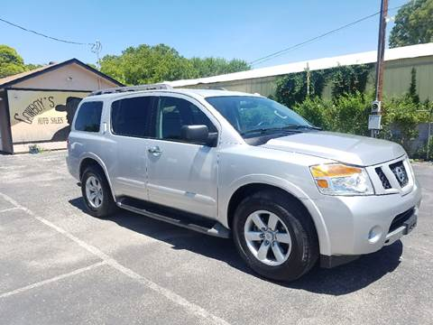 2015 Nissan Armada for sale in San Antonio, TX