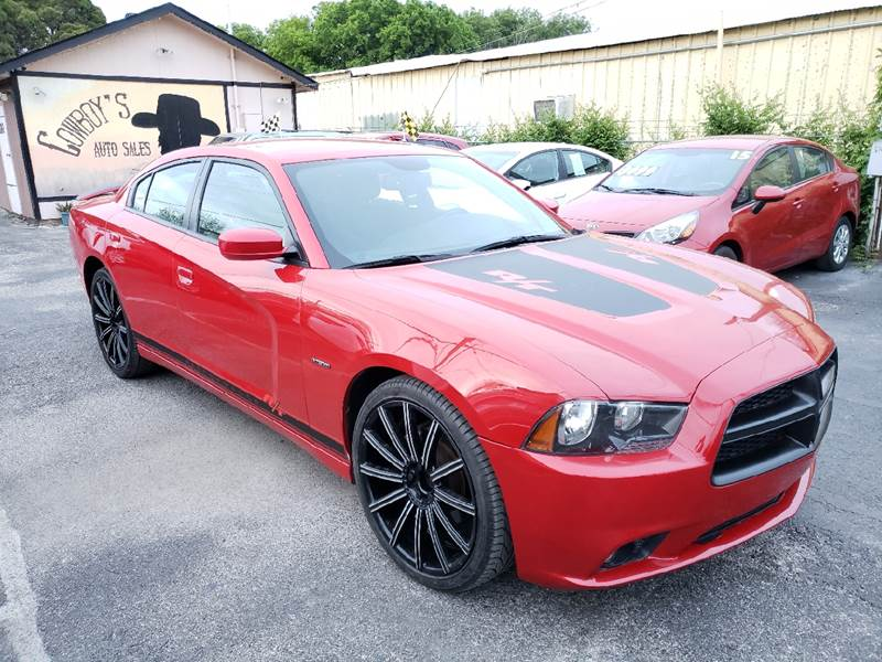 2013 Dodge Charger for sale at Cowboy's Auto Sales in San Antonio TX