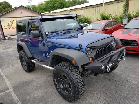 2009 Jeep Wrangler for sale at Cowboy's Auto Sales in San Antonio TX