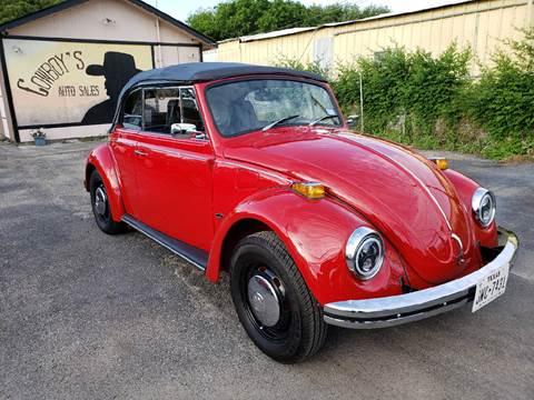 1972 Volkswagen Beetle for sale at Cowboy's Auto Sales in San Antonio TX