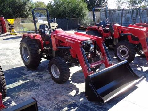 2017 Mahindra 4550-4L for sale in Florence, SC