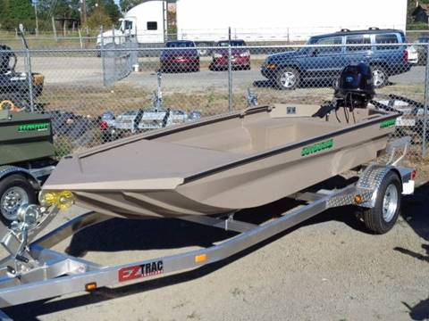 2017 Havoc Fishing Boat