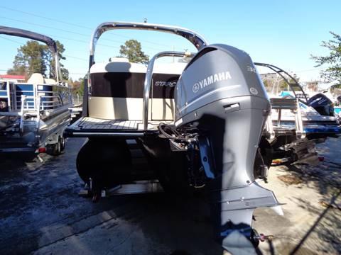 2018 Starcraft SX 25 R DC