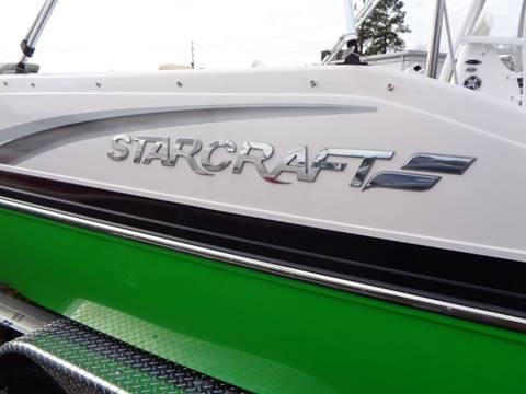2018 Starcraft 211MDX