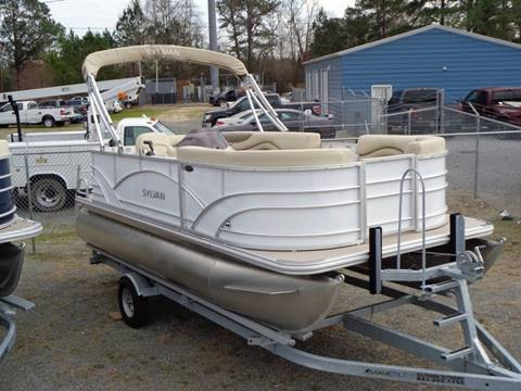 2018 Sylvan Mirage 818 for sale in Florence, SC