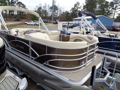 2018 Sylvan Mirage 820 for sale in Florence, SC