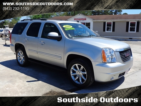 2010 GMC Yukon for sale in Florence, SC