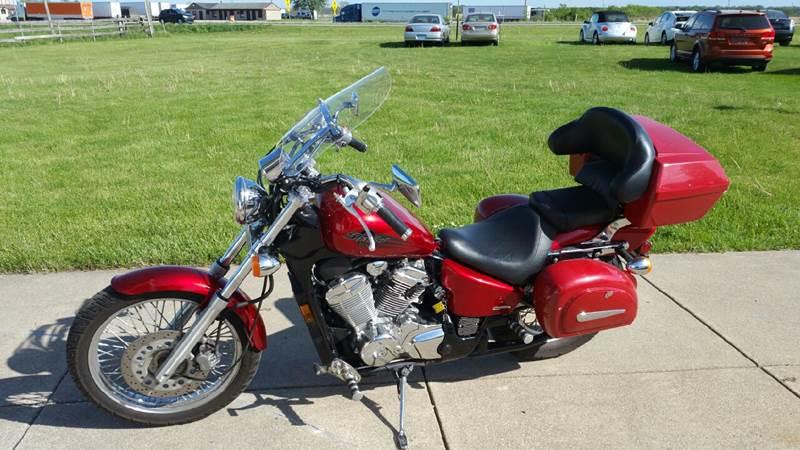 2007 honda shadow vlx in rolling prairie in welch motors inc for Ace motor sales inc