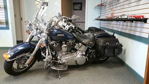 2016 Harley Davidson Heritage Softail Classic for sale at WELCH MOTORS INC in Rolling Prairie IN