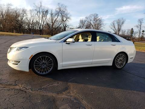 2013 Lincoln MKZ for sale at WELCH MOTORS INC in Rolling Prairie IN