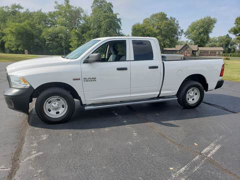 2014 RAM Ram Pickup 1500 Tradesman for sale at WELCH MOTORS INC in Rolling Prairie IN