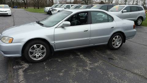 2001 Acura TL for sale in Rolling Prairie, IN