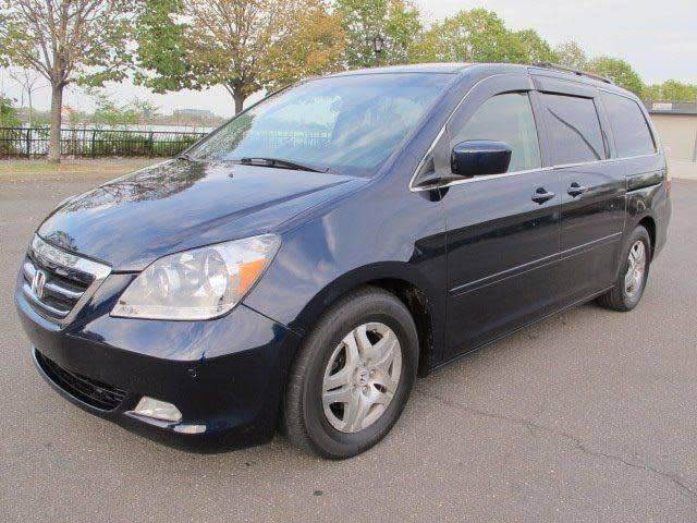 2005 Honda Odyssey for sale at Best Choice USA in Swansea MA