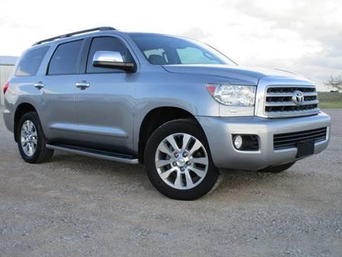 2011 Toyota Sequoia for sale in Montezuma, KS