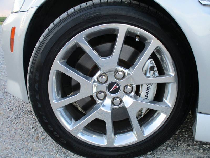 2009 Pontiac G8 GXP 4dr Sedan In Montezuma KS - Double TT Auto