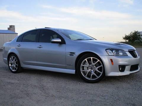 2009 Pontiac G8 for sale at Double TT Auto in Montezuma KS