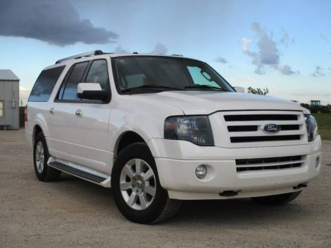 2010 Ford Expedition EL for sale in Montezuma, KS
