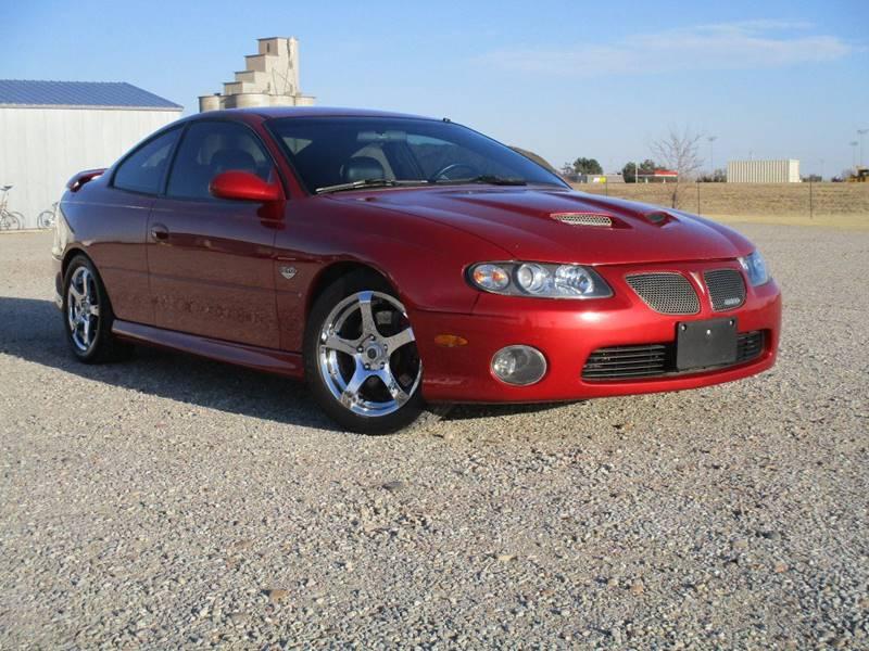 2006 Pontiac GTO for sale at Double TT Auto in Montezuma KS
