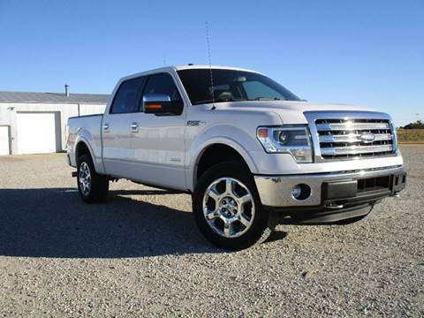 2014 Ford F-150 for sale at Double TT Auto in Montezuma KS