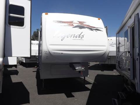 2007 PILGRIM Legend 29RL