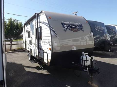 2016 Forest River Wildwood 175