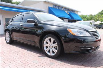 2013 Chrysler 200 for sale in Pompano Beach, FL