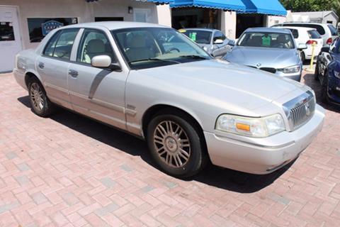 2009 Mercury Grand Marquis for sale in Pompano Beach, FL