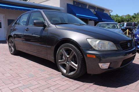 2002 Lexus IS 300 for sale in Deerfield Beach, FL