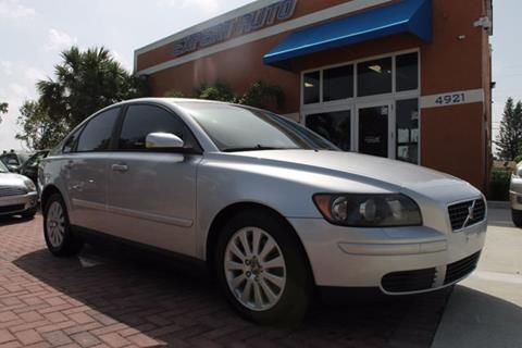 2005 Volvo S40 for sale in Deerfield Beach, FL