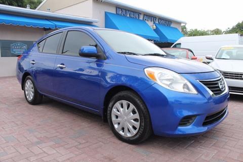 2012 Nissan Versa for sale in Deerfield Beach, FL