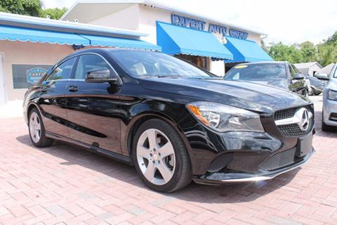2017 Mercedes-Benz CLA for sale in Margate, FL
