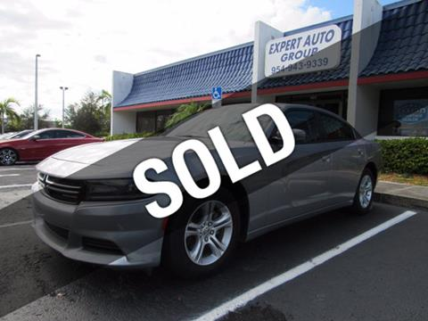 2016 Dodge Charger for sale in Margate, FL