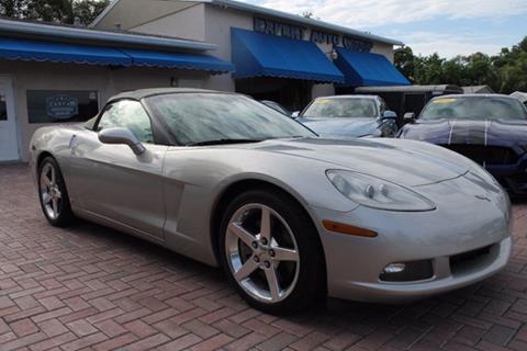 2006 Chevrolet Corvette for sale in Margate, FL