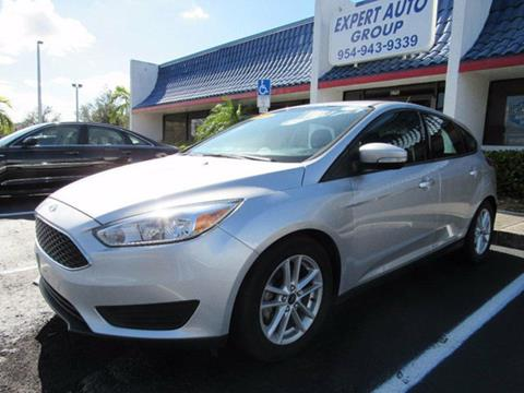 2015 Ford Focus for sale in Margate, FL