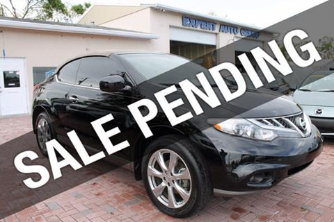 2014 Nissan Murano CrossCabriolet for sale in Margate, FL