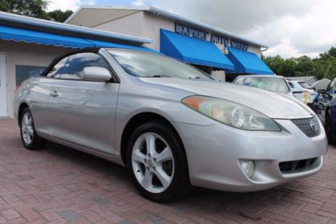 2005 Toyota Camry Solara for sale in Deerfield Beach, FL
