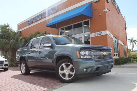2011 Chevrolet Avalanche for sale in Deerfield Beach, FL