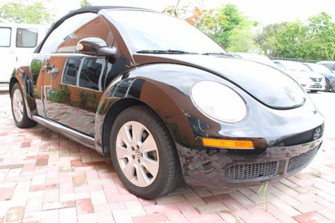 2010 Volkswagen New Beetle for sale in Deerfield Beach, FL
