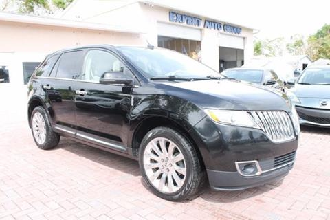 2012 Lincoln MKX for sale in Deerfield Beach, FL